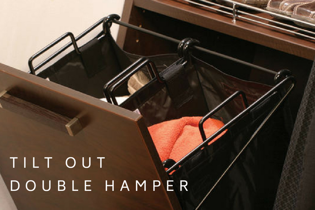 Tilt out Hamper