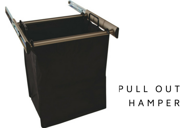 Pull out Hamper