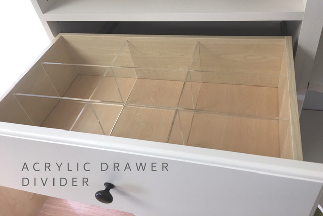ACRYLIC DRAWER DIVIDER (1)
